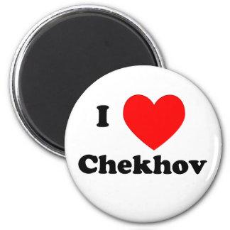 I Heart Chekhov Magnet