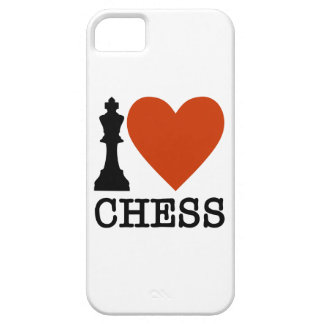 I Heart Chess Case For The iPhone 5