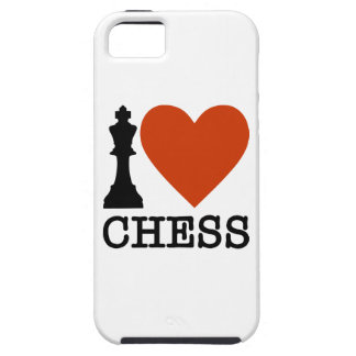 I Heart Chess iPhone 5 Cover