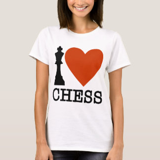 I Heart Chess T-Shirt