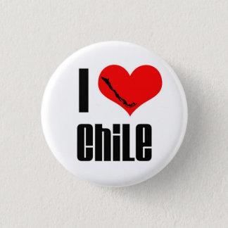 I heart Chile button II
