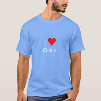 i heart chile T-Shirt