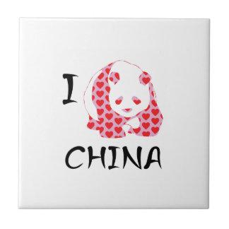 I heart China Tile