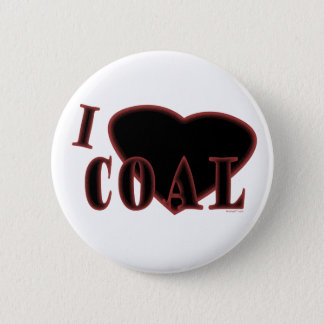 I Heart Coal Button