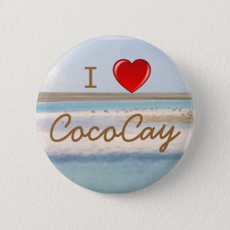 I Heart CocoCay buttons