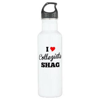 I Heart Collegiate Shag 710 Ml Water Bottle