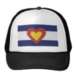I Heart Colorado Flag Products! Trucker Hat