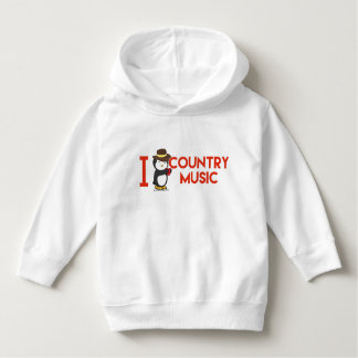 I Heart Country Music Hoodie