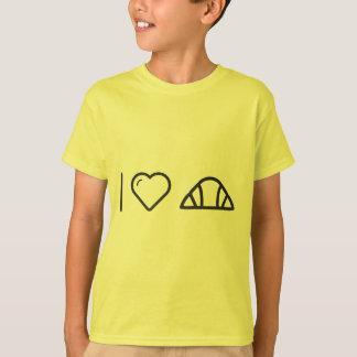 I Heart Croissant Breads T-Shirt