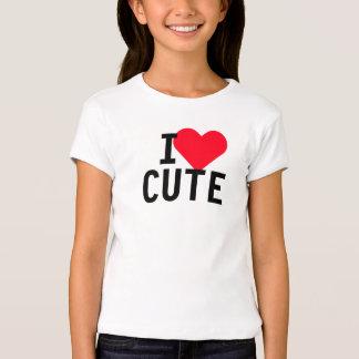 I Heart Cute T-Shirt