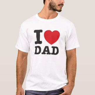 I heart Dad classy T-Shirt