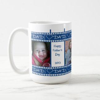 I Heart Dad Gift Mug