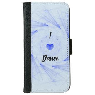 """I Heart Dance""  iPhone Wallet Case"