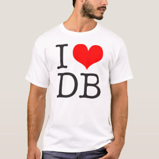 I (heart) DB Light T-Shirt