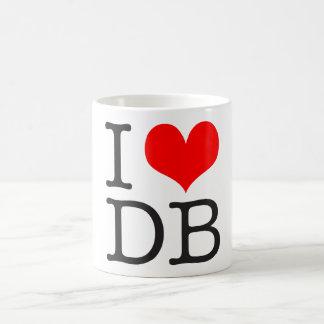 I (heart) DB Mug