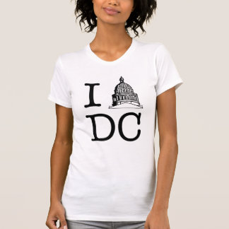 I Heart DC T-Shirt