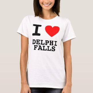 I Heart Delphi Falls T-Shirt