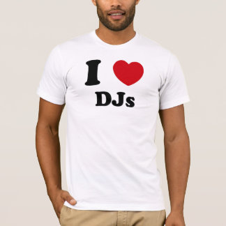 I Heart Djs T-Shirt