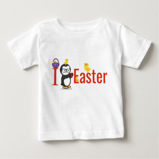 I Heart Easter Baby T-Shirt