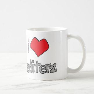 i heart editerz white coffee mug