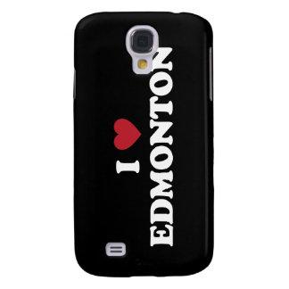 I Heart Edmonton Canada Samsung Galaxy S4 Cover