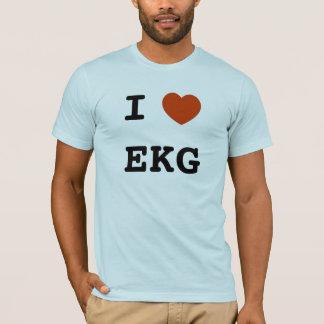 I heart EKG T-Shirt