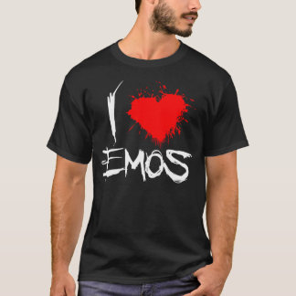 I Heart Emos T-Shirt