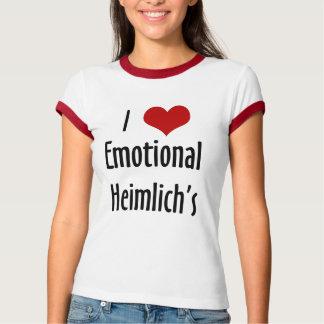 i heart emotional heimlich's T-Shirt