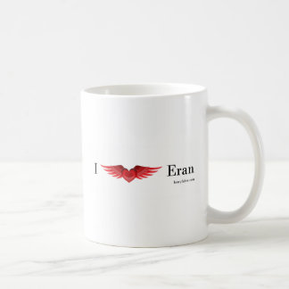I Heart Eran Coffee Mug