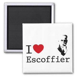 I heart escoffier magnet