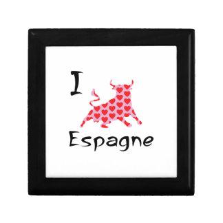 I heart Espagne Gift Box