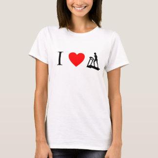 I heart exercise T-Shirt