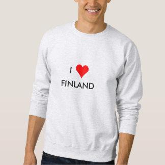 i heart finland sweatshirt