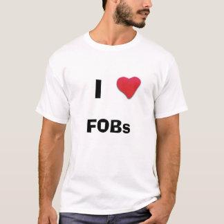 I heart Fobs T-Shirt