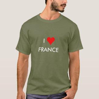 i heart france T-Shirt