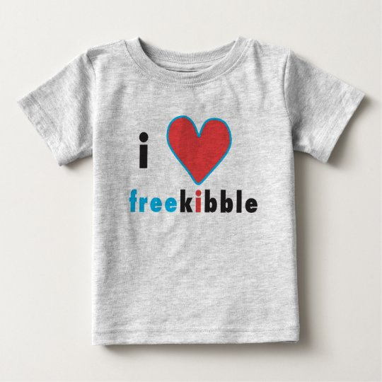 """i Heart freekibble"" Tee"