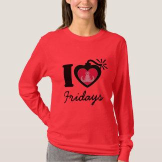 I Heart Fridays T-Shirt