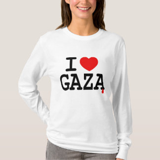 I HEART GAZA T-Shirt