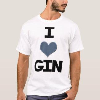 I Heart Gin T-Shirt