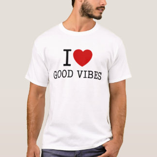 i heart good vibes T-Shirt