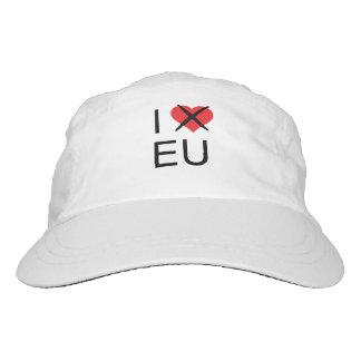 I HEART HATE EU HAT