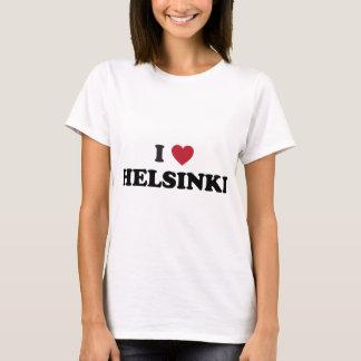 I Heart Helsinki Finland T-Shirt