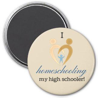 I heart homeschooling high school magnet