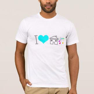I heart house music T-Shirt