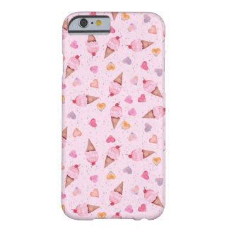 I Heart Ice Cream iPhone Case Barely There iPhone 6 Case