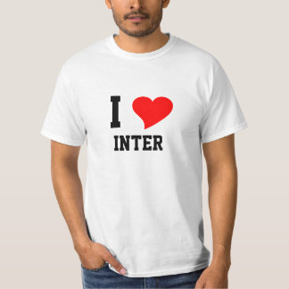 I Heart INTER T-Shirt