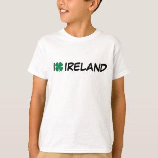 I [heart] Ireland - Shamrock T-Shirt