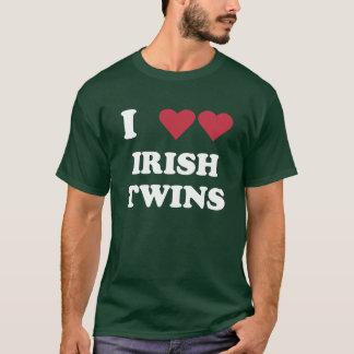 """I """"HEART"""" IRISH TWINS T-Shirt"""