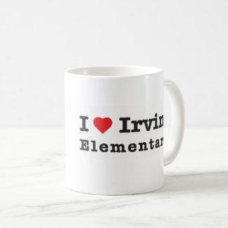 I heart Irving Elementary Mug