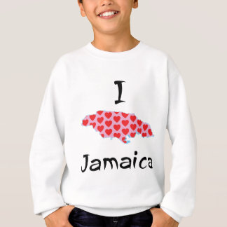 I heart Jamaica Sweatshirt